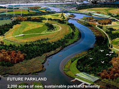 Fresh Kills Vision by NYC Parks.