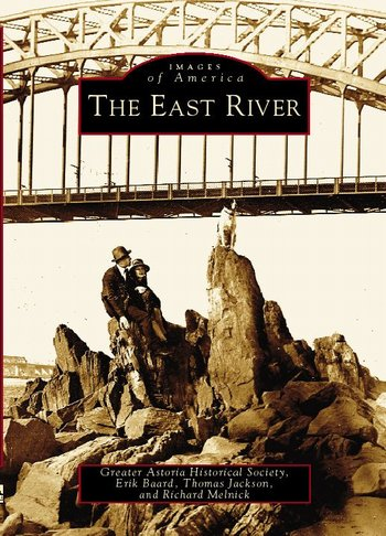 East River book cover.